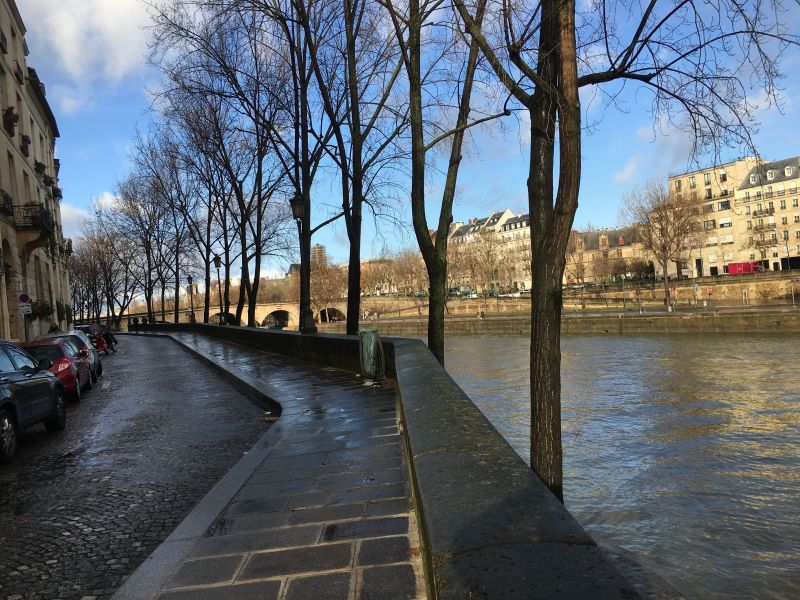 Surroundings Location Studio apartment 113449 PARIS