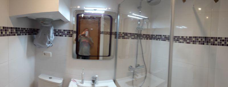 bathroom Location Studio apartment 113736 Pas de la Casa