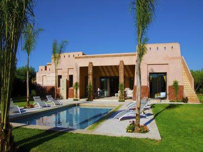 Outside view Location Villa 115912 Marrakech