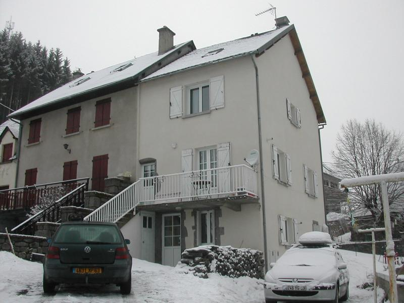 Outside view Location Apartment 67899 Besse - Super Besse