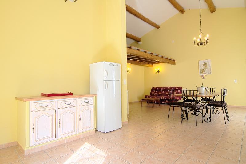 Living room Location Self-catering property 68063 Uzès
