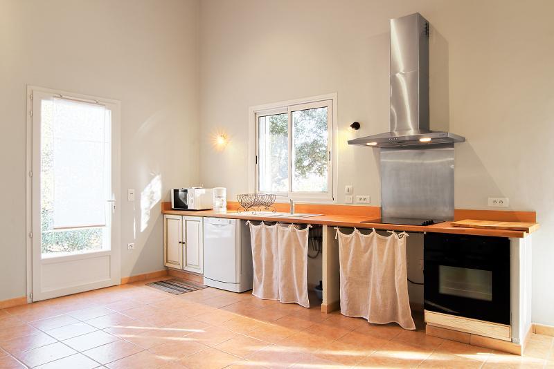 Kitchenette Location Self-catering property 68063 Uzès