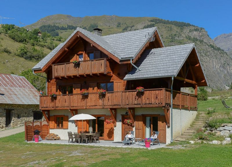 Location Self-catering property 74210 Orcières Merlette