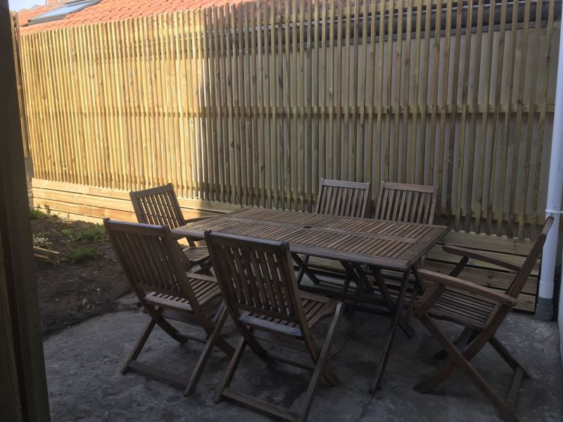 Garden Location House 76074 Audresselles