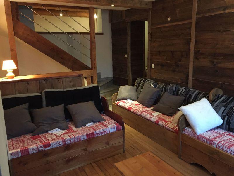 Living room 1 Location Apartment 80820 Aussois