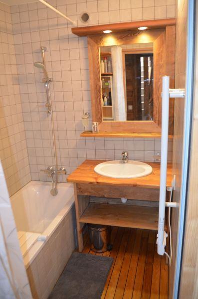 bathroom Location Apartment 80820 Aussois