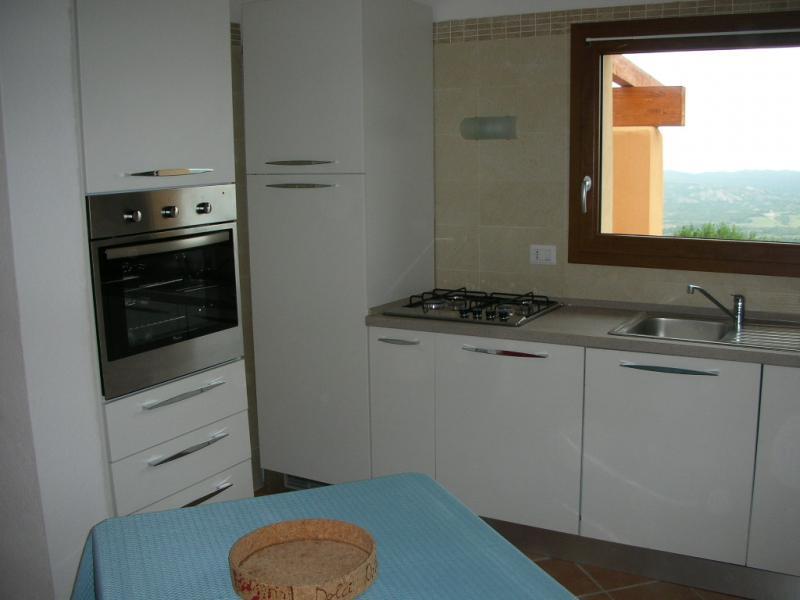 Sep. kitchen Location Villa 82142 Santa Teresa di Gallura