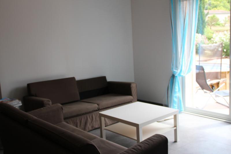 Sitting room Location Villa 82417 Hyères