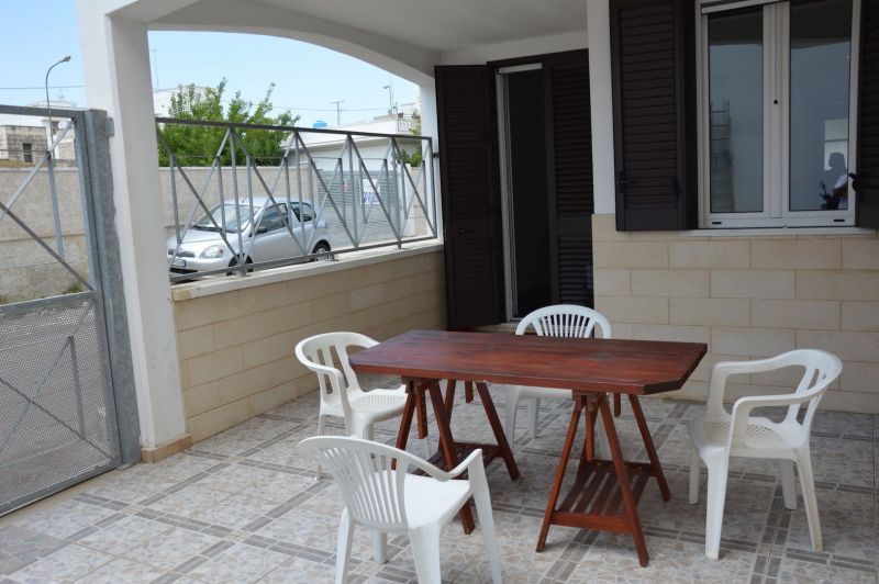 Veranda Location Apartment 83720 Porto Cesareo