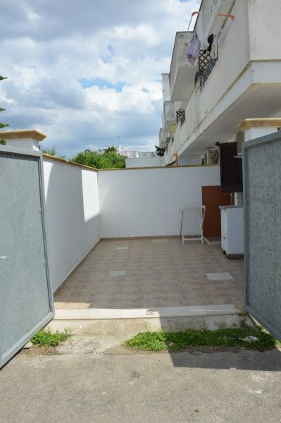 Courtyard Location Apartment 83720 Porto Cesareo