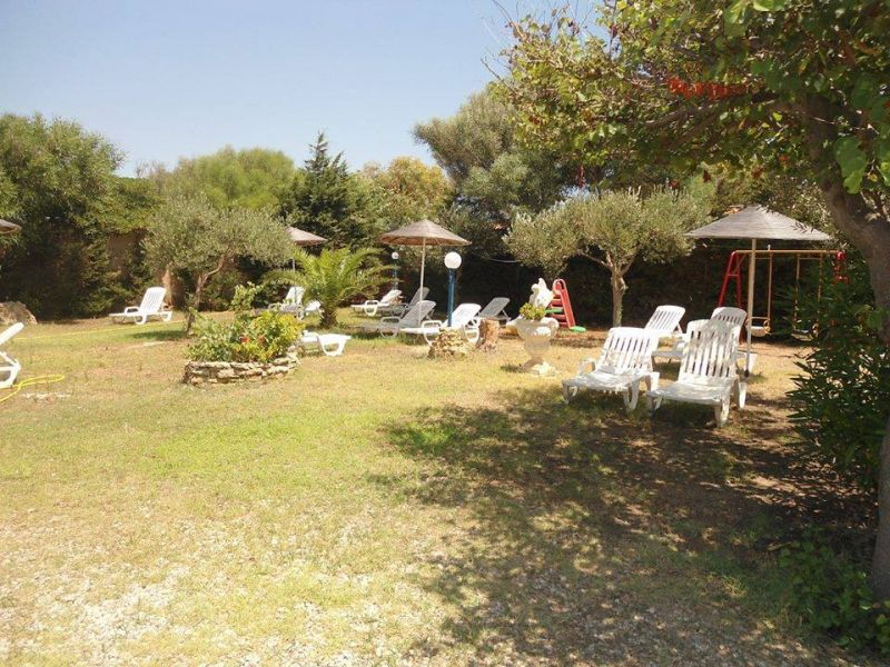 Garden Location Apartment 85854 Isola di Capo Rizzuto