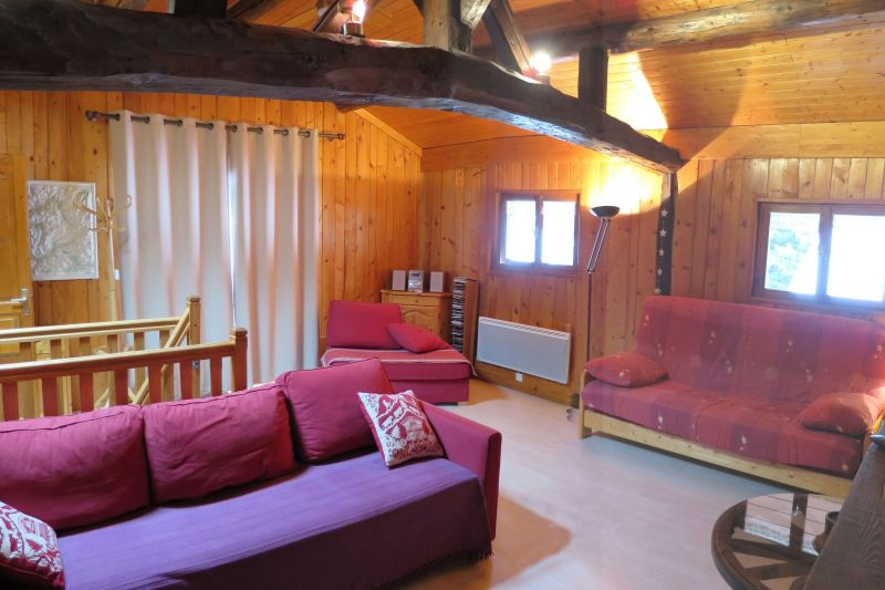 Living room Location Chalet 89733 La Plagne