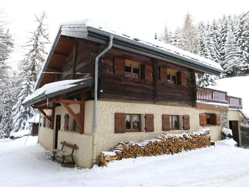 Outside view Location Chalet 89733 La Plagne