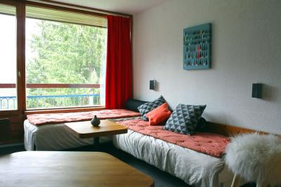 Living Room Location One-room studio flat 90416 Les Arcs