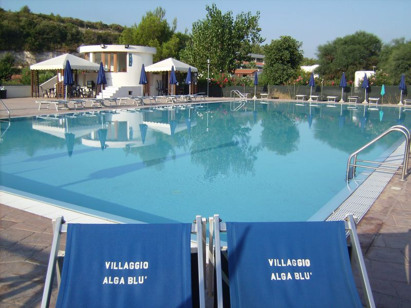 Swimming pool Location Apartment 96127 Vieste