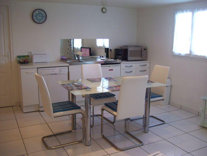 Living room 1 Location Apartment 97030 Saint Jean de Luz