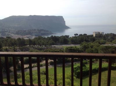 View from the balcony Location Flat 99796 Cassis