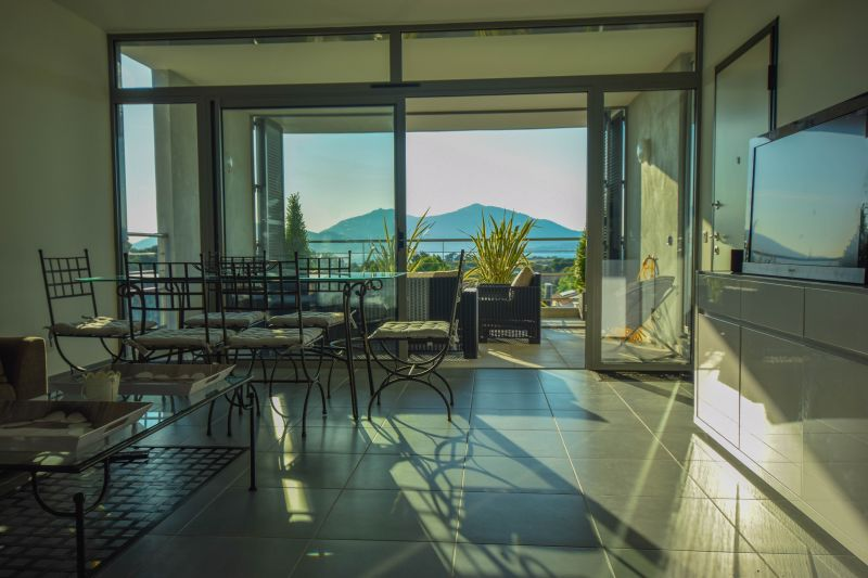View from the property Location Apartment 99887 Ajaccio