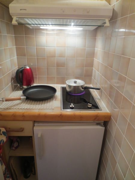 Sep. kitchen Location Studio apartment 101645 La Plagne
