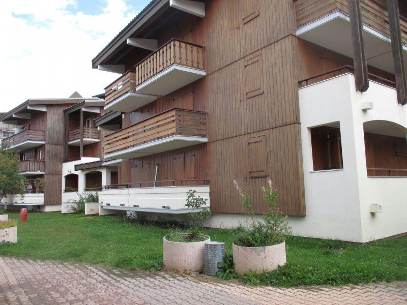 Outside view Location Apartment 106612 Les 2 Alpes
