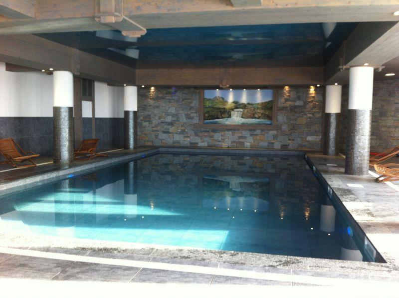 Swimming pool Location Apartment 106746 Les Arcs
