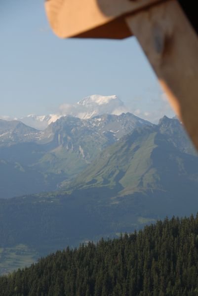 View from terrace Location Apartment 106746 Les Arcs