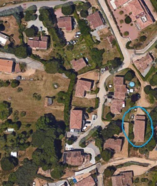 Property map Location Apartment 108065 Ajaccio