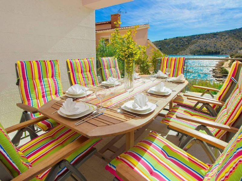 Terrace Location House 112566 Trogir