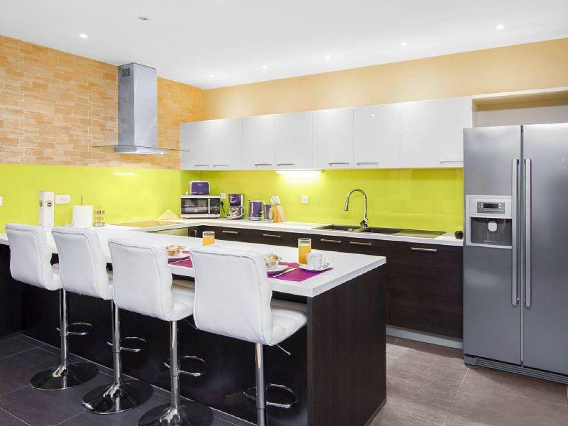 Open-plan kitchen Location House 112566 Trogir