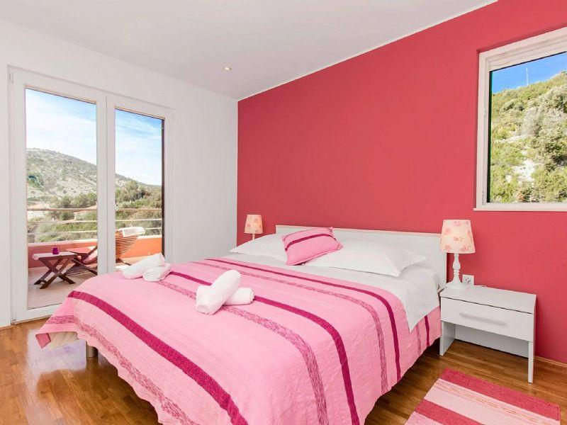 bedroom 2 Location House 112566 Trogir