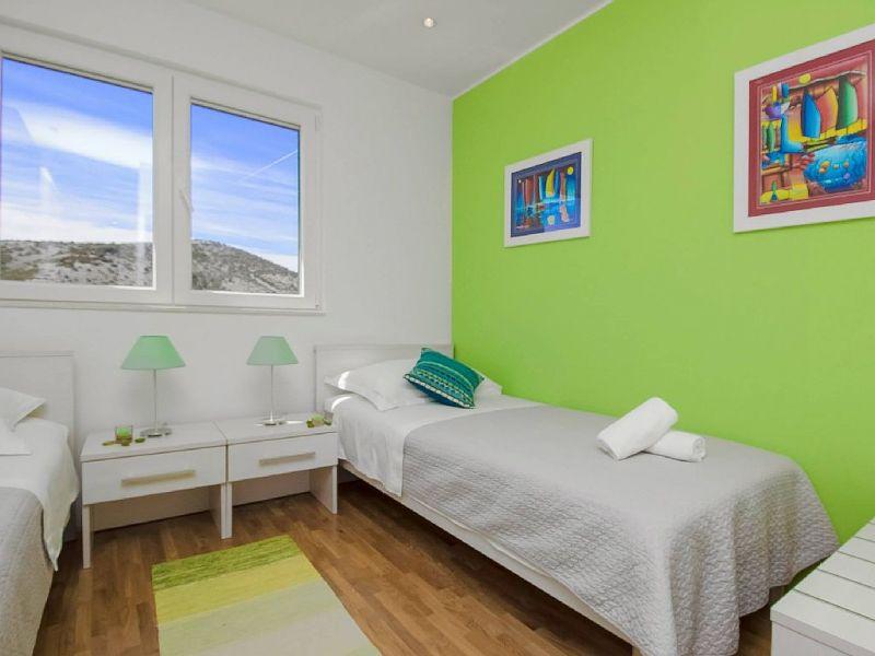 bedroom 4 Location House 112566 Trogir