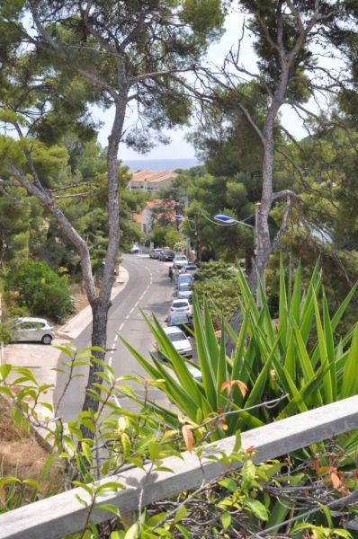 View from terrace Location Villa 112762 Carry le Rouet