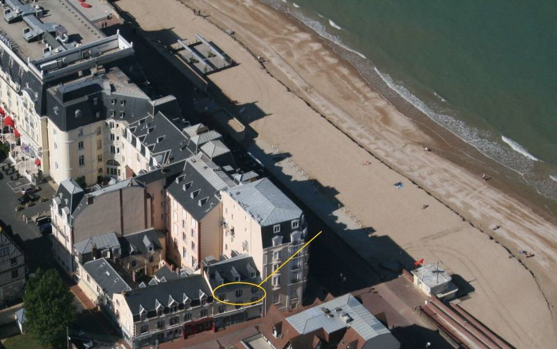 Outside view Location Apartment 113997 Cabourg