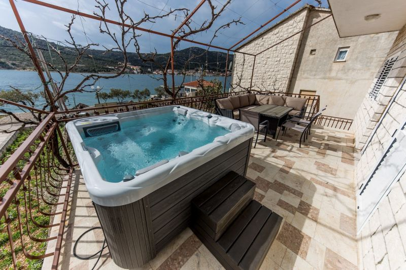 Terrace Location Apartment 114337 Trogir