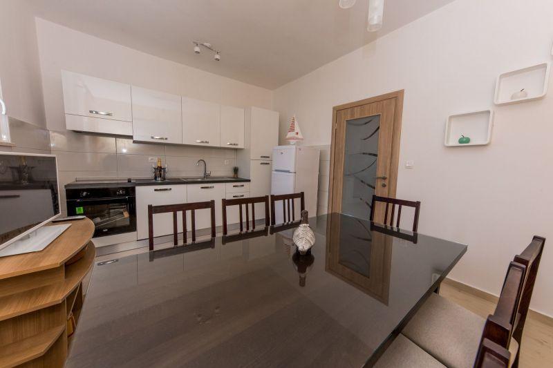 Sep. kitchen Location Apartment 114337 Trogir