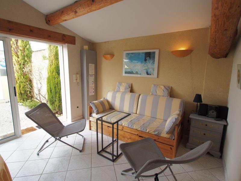 Sitting room Location Self-catering property 116997 Isle sur la Sorgue