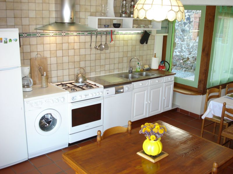 Sep. kitchen Location Self-catering property 117039 Rochechouart
