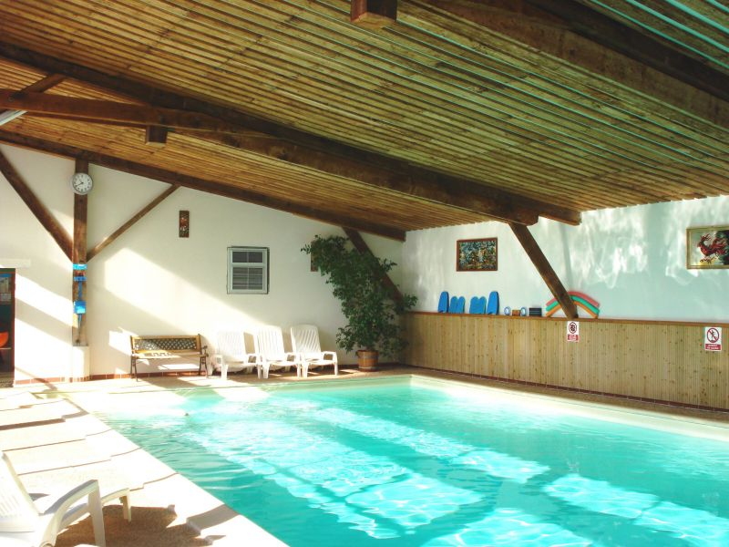 Swimming pool Location Self-catering property 117039 Rochechouart