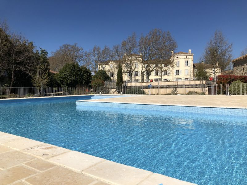 Swimming pool Location Apartment 118373 Azille