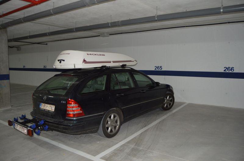 Parking Location Apartment 118656 Torrevieja