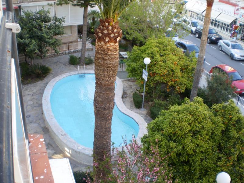 Swimming pool Location Apartment 69891 Benidorm