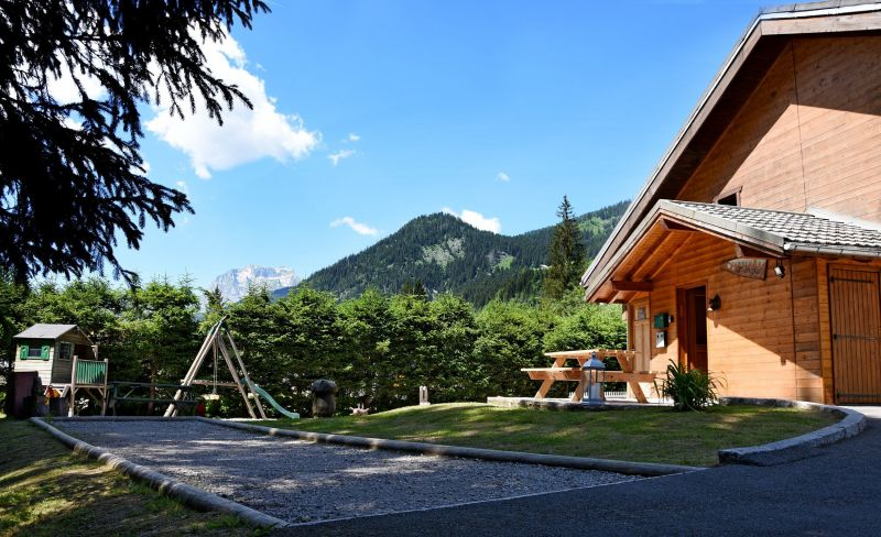 View from the property Location Chalet 73656 Châtel