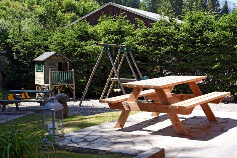 Garden Location Chalet 73656 Châtel