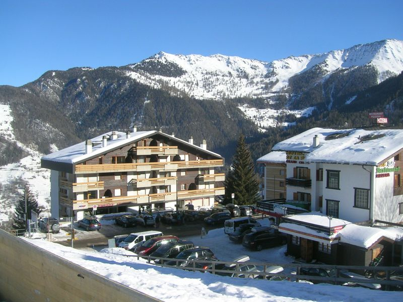 Outside view Location Apartment 74081 La Tzoumaz