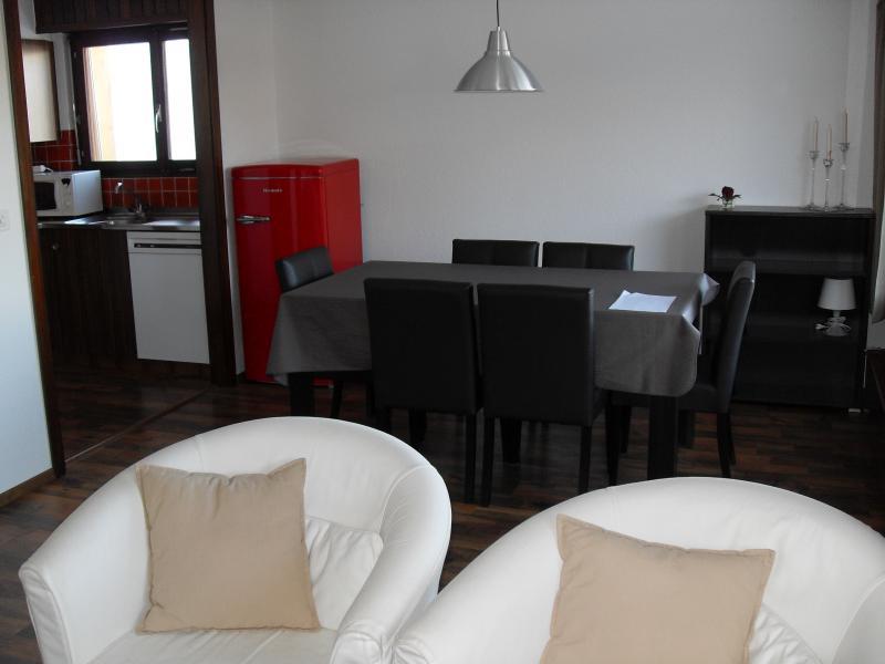Dining room Location Apartment 74081 La Tzoumaz