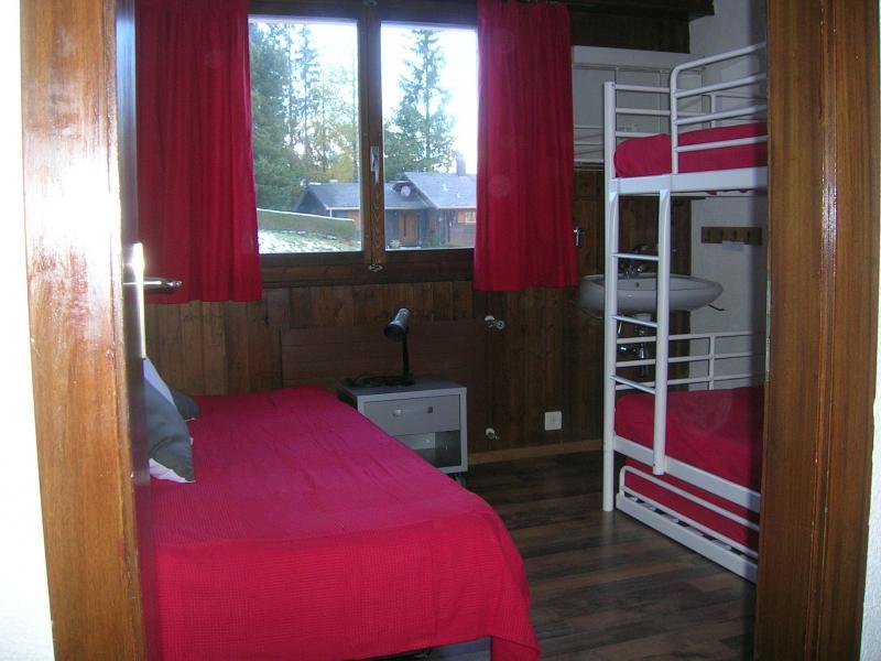 bedroom 2 Location Apartment 74081 La Tzoumaz