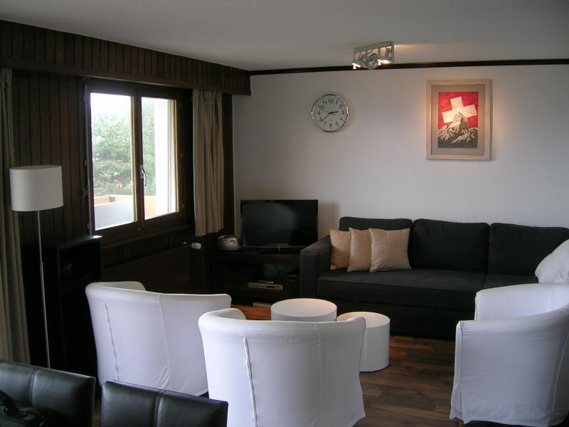 Sitting room Location Apartment 74081 La Tzoumaz