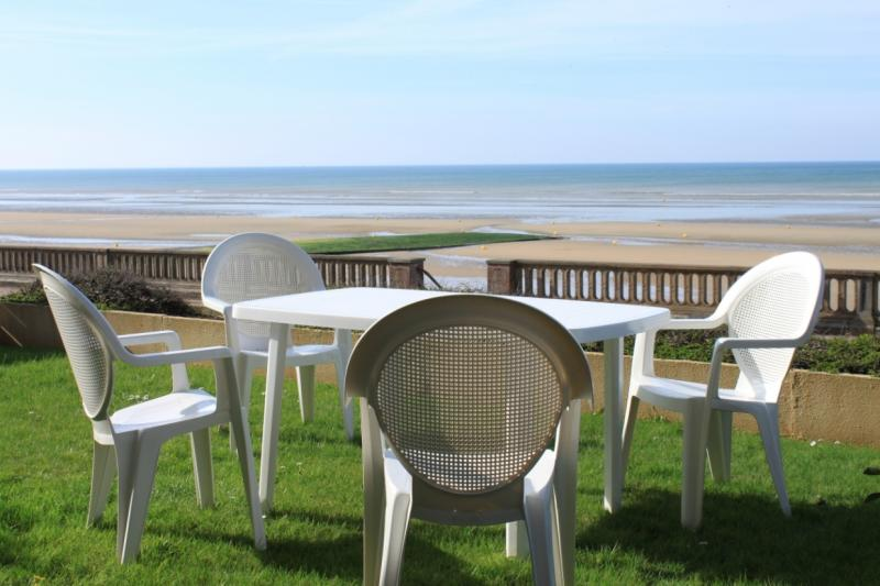 View from the property Location Apartment 76183 Cabourg