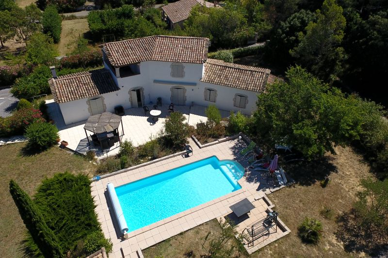 Outside view Location Villa 83534 Anduze