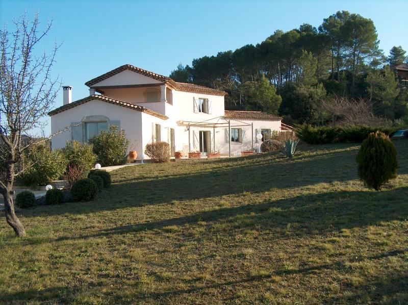 Outside view Location Villa 83534 Anduze
